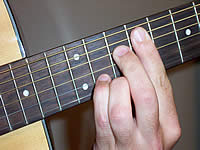 Guitar Chord C9b5 Voicing 5