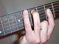 Guitar Chord C Voicing 3