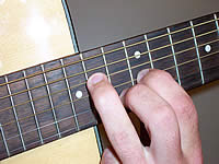 Guitar Chord C Voicing 5