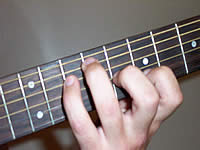 Guitar Chord Cdim Voicing 3