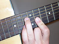 Guitar Chord Cdim Voicing 5