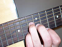 Guitar Chord Cm Voicing 5