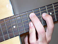 Guitar Chord Cmaj13 Voicing 5