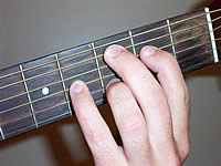 Guitar Chord Cmaj9 Voicing 1