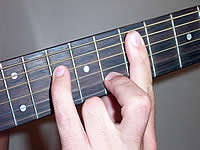 Guitar Chord Cmaj9 Voicing 2