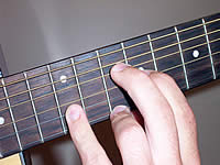 Guitar Chord Cmaj9 Voicing 3
