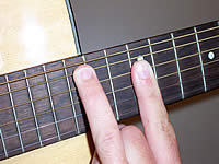 Guitar Chord Cmaj9 Voicing 4