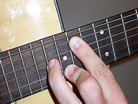 Guitar Chord Cmaj9 Voicing 5