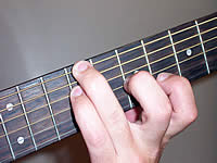 Guitar Chord C#7b9 Voicing 4