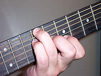 Guitar Chord C#9sus4 Voicing 3
