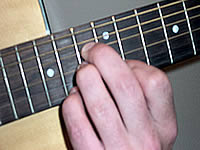 Guitar Chord C#9sus4 Voicing 5