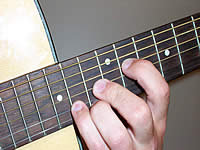 Guitar Chord C# Voicing 5