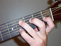Guitar Chord C#add9 Voicing 1