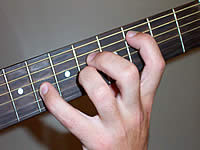 Guitar Chord C#add9 Voicing 2