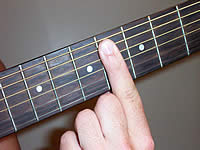 Guitar Chord C#add9 Voicing 3