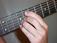 Guitar Chord C#add9 Voicing 4