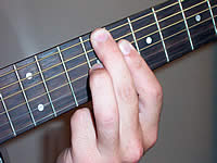 Guitar Chord C#dim7 Voicing 4