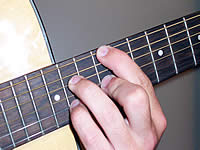 Guitar Chord C#dim Voicing 5