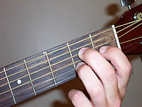 Guitar Chord C#m Voicing 1