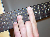 Guitar Chord Csus2 Voicing 5