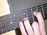Guitar Chord Csus4 Voicing 5