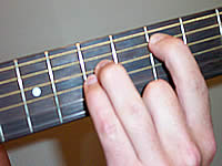 Guitar Chord D5 Voicing 2