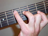 Guitar Chord D6/9 - D sixth, added ninth at CHORD-C