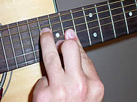 Guitar Chord D Voicing 5