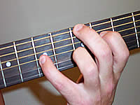Guitar Chord Dadd9 Voicing 2
