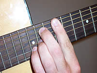 Guitar Chord E7sus4 Voicing 5