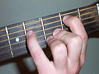 Guitar Chord E9#11 Voicing 2