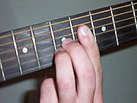 Guitar Chord E9#11 Voicing 3
