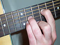 Guitar Chord E9#11 Voicing 5