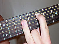 Guitar Chord E Voicing 3