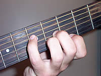 Guitar Chord Eb+ - E flat augmented at CHORD-C