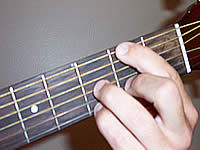 Guitar Chord Eb7#9 Voicing 2