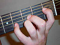 Guitar Chord Eb Voicing 1