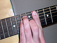 Guitar Chord Eb Voicing 5