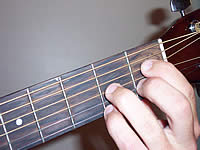 Guitar Chord Ebdim7 Voicing 1