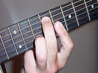 Guitar Chord Ebdim7 Voicing 3