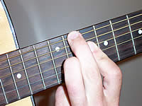 Guitar Chord Ebdim7 Voicing 4