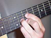 Guitar Chord Ebdim7 Voicing 5