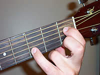 Guitar Chord Ebmaj9 Voicing 1