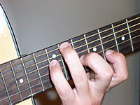 Guitar Chord Ebmaj9 Voicing 5