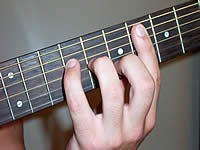 Guitar Chord Ebmb6 Voicing 3
