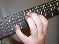 Guitar Chord Ebmb6 Voicing 4