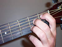 Guitar Chord Edim7 Voicing 1