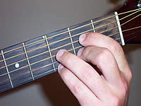 Guitar Chord Edim7 Voicing 2