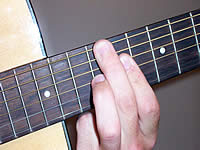 Guitar Chord Edim7 Voicing 4