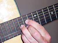 Guitar Chord Edim7 Voicing 5